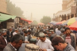 Market day in Kashgar