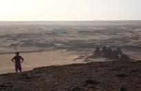 Sudan's pyramids